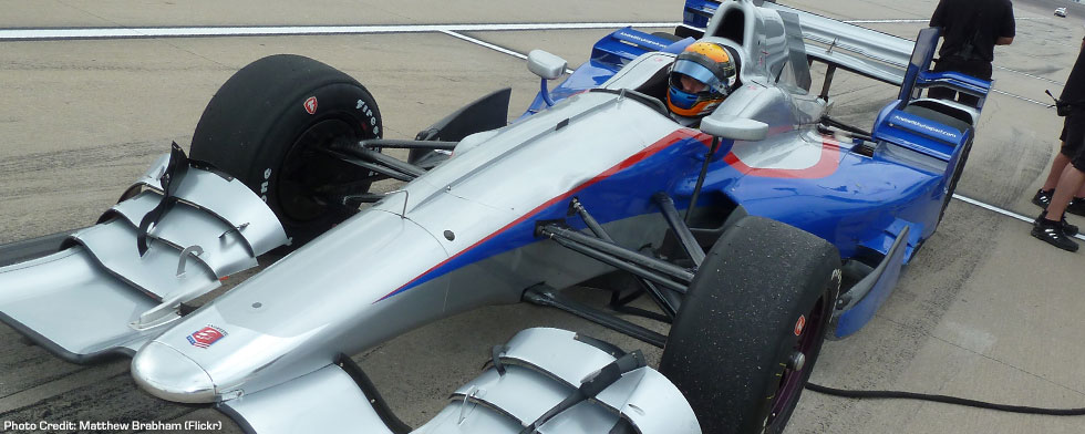 Brabham takes first step to Indianapolis 500 goal