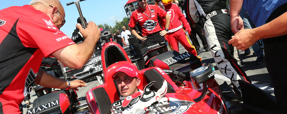Mid-Ohio ties make win for Rahal extra special