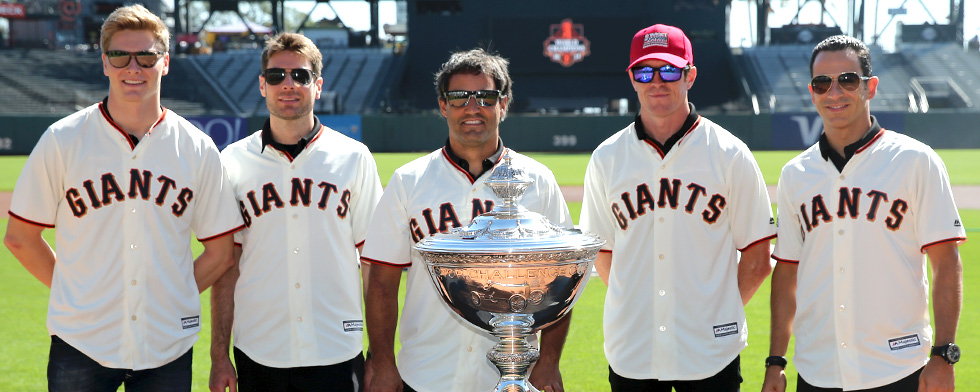Title city: Contenders visit World Series champs