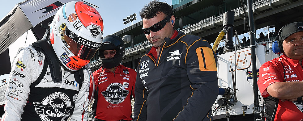 Alongside Rahal: 'Building unity' with familiarity