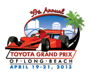 Long Beach 2013 Logo